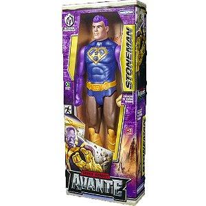 Boneco Super Herói StoneMan BrinqueMix