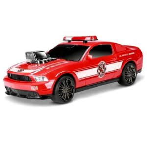 Carrinho Miniatura Legends Rescue Mustang Resgate Omg