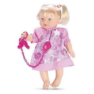 Boneca Baby Conversinha 100 Frases Omg Kids Brinquedos