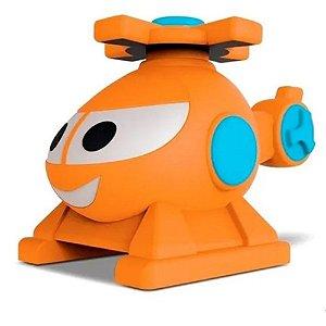 Brinquedo Colecao Ânime Transportes Modelo Sortido Vinil OMG