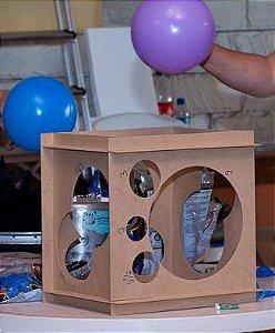 medidor de balão desmontavel