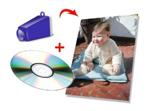 MONOCULO = CD + FOTO
