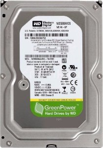Disco Rígido Hd 500gb Sata Western Digital Green Power