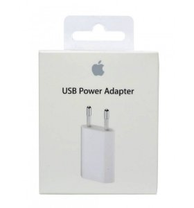 Carregador Fonte Apple USB de 5w Para iPhone Original Genuino Lacrado Apple