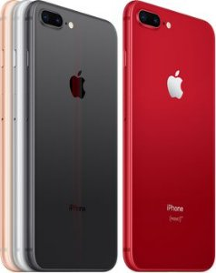 "iPhone 8 Plus com Tela de 5,5"", 4G, 64 GB ou 256 GB e Câmera de 12 MP - A1897"