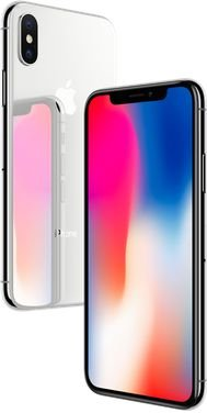 "iPhone X com Tela de 5,8"", 4G, 64 GB ou 256 GB e Câmera de 12 MP - A1901"