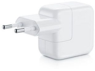 Carregador Fonte Apple USB de 10w Para iPad iPhone Original Genuino Lacrado