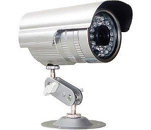 Câmera de Segurança Sony CCD 1/3 700 linhas Interna ou Externa