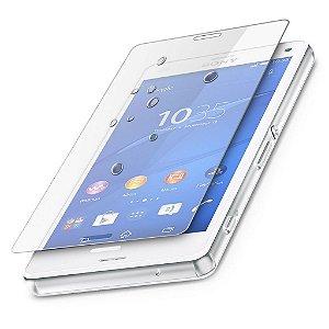 Película Protetora de Vidro Temperado para Sony Xperia Z2 Z3