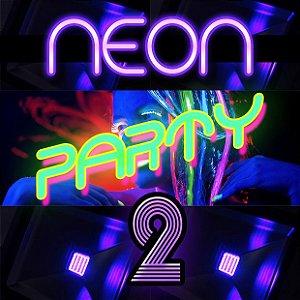 Neon Party 2 - Kit de Luz Negra (Aluguel 24h)