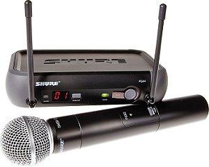 Microfone sem fio Mão Shure PGX4/BETA58 Original