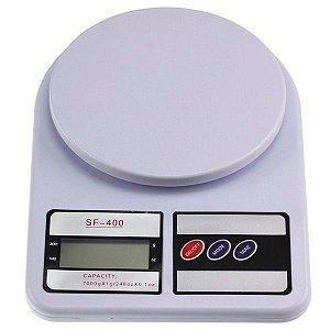 Balança De Cozinha Digital Alta Precisão Até 10 Kgs