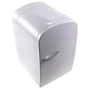 Mini Geladeira Refrigerador E Aquecedor Portátil 12v Carro