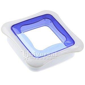 Forma Molde Plástico para Sanduíche Prensado