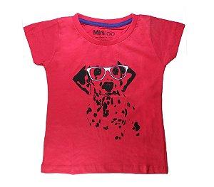 Camiseta Infantil Dálmata