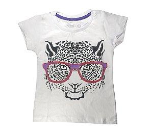 Camiseta Infantil Oncinha