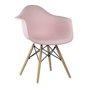 cadeira charles eames wood daw cadeira eiffel newdecor. Black Bedroom Furniture Sets. Home Design Ideas