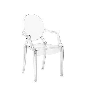Cadeira Sophia Incolor Infantil