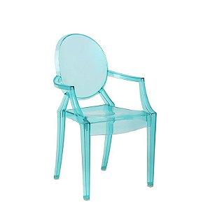 Cadeira Sophia Azul Infantil
