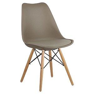 Cadeira Nude Charles Eames Dsw Soft em PP/PU
