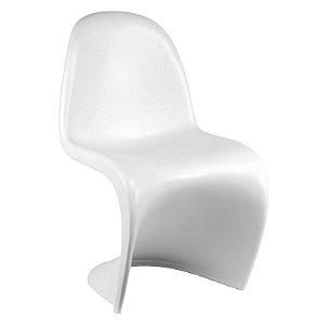 Cadeira Panton Branca em PP