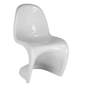 Cadeira Panton Branca em Abs