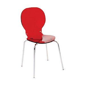 Cadeira Formiga Vermelha