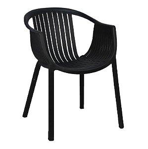 Cadeira Anhembi Preta em PP