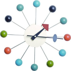 Relógio de Parede Eros Colorido