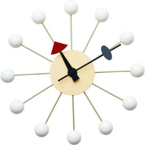 Relógio de Parede Eros Branco