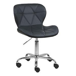 Cadeira Espanha Cinza Escuro