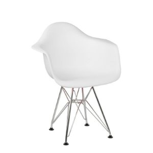 Cadeira Ellen Branca Infantil