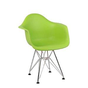 Cadeira Ellen Verde Infantil