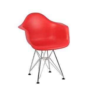 Cadeira Ellen Vermelha Infantil