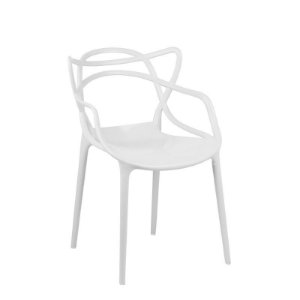 Cadeira Lauren Branca Infantil