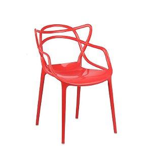 Cadeira Lauren Vermelha Infantil