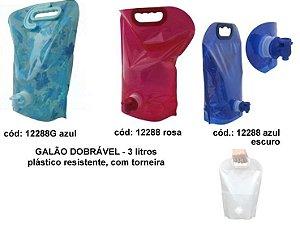 GALÃO  DOBRAVEL - cód: 12288