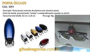 PORTA OCULOS  -  CRACHA    4011 FY001  - VER MAIS MODELOS