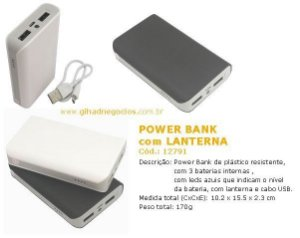 POWER BANK 12943 - Mais Modelos