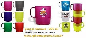 Caneca PLASTICA 12466 - MAIS MODELOS