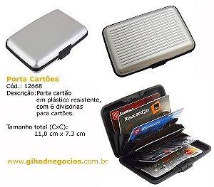 Porta-Cartões 12668 - OUTROS MODELOS