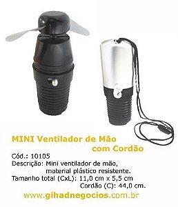 Mini Ventilador de Mao 10105 - MAIS MODELOS