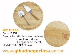 Kit Pizza 12957 - MAIS MODELOS