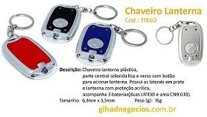 Chaveiro Lanterna 11860 - MAIS MODELOS