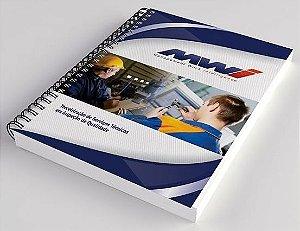Cadernos Coorporativos Personalizados - MAIS MODELOS