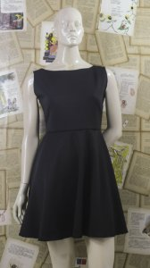 Vestido Black Lady