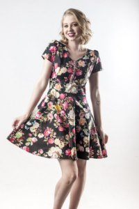 Vestido Romantic Spring
