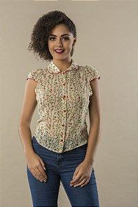 Camisa Cerejinhas
