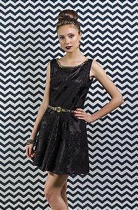 Vestido Beautiful Black - Linha Happen WM