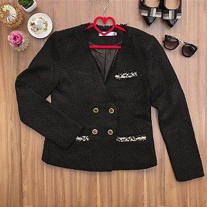 Casaco Owner Girl - Black
